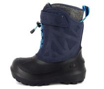 NORDLYS Snowboot / Winterstiefel dunkelblau