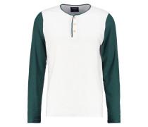 BASEBALL - Langarmshirt - cream/green