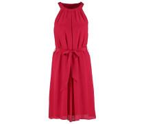 ZUZANNA Blusenkleid rasberry silk