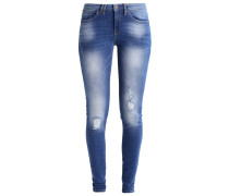 Jeans Skinny Fit - mid vintage