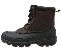 HAWKSBAY Snowboot / Winterstiefel dark brown