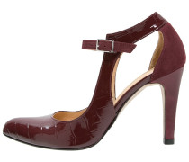 High Heel Pumps beetroot