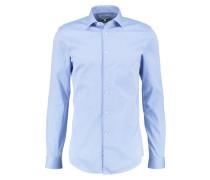 STEER SLIM FIT - Hemd - mid blue