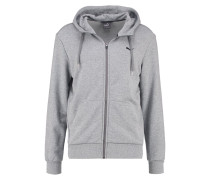Sweatjacke medium gray heather