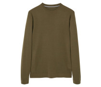 WILLYC Strickpullover olive green