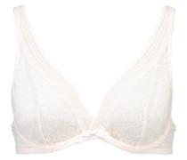 BELLA - Triangel BH - blanc rose