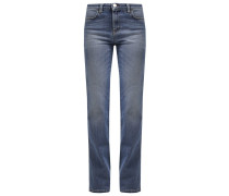 Flared Jeans blue denim