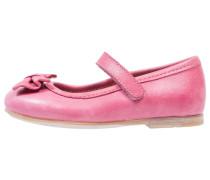 Riemchenballerina - rosa antico