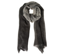Schal black/grey