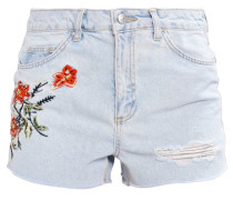 FIREFLOWER - Jeans Shorts - lightdenim
