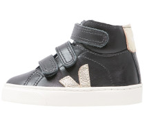 ESPLAR Sneaker high black/gold