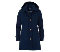 RADIO Wollmantel / klassischer Mantel dark blue