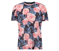 BLOOM - T-Shirt print - black/multi