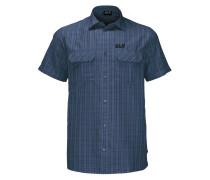 THOMPSON - Hemd - dunkelblau