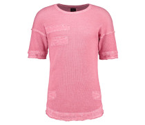SLOVER - T-Shirt print - pink