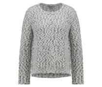 STELLA Strickpullover grey