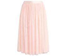 Faltenrock - blush pink