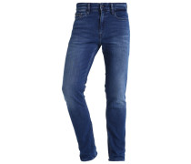 SKINNY TRUE MID Jeans Slim Fit blue denim