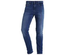 SKINNY TRUE MID - Jeans Slim Fit - blue denim