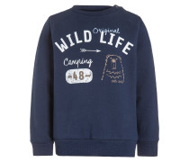 ADVENTURE Sweatshirt pacific blue
