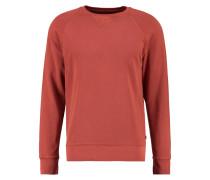 Sweatshirt red paint