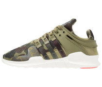 EQT SUPPORT ADV - Sneaker low - olive cargo/urbear/night cargo