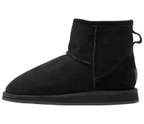 LAURA NEW Stiefelette black