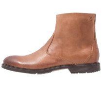 Stiefelette - dark tan