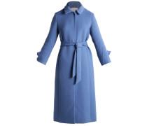 Wollmantel / klassischer Mantel coronet blue