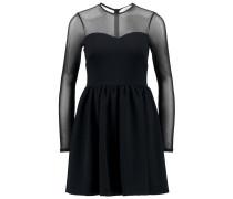 CARA Jerseykleid black