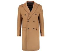 GIMON Wollmantel / klassischer Mantel brown