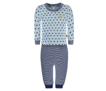 Pyjama dunkelblau