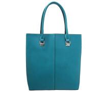 Handtasche turquoise