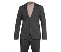 Anzug - black/grey