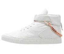HAMACHI Sneaker high white/rosegold