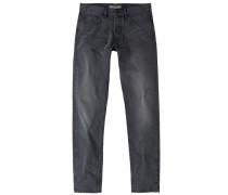 BRETT Jeans Straight Leg open grey