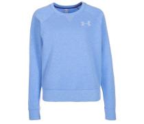 FAVORITE Sweatshirt water/white