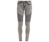 JONA Jeans Slim Fit grey denim