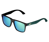 Sonnenbrille - green/black