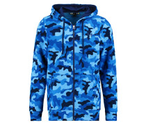 STORM RIVAL Sweatjacke dark blue