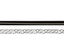 Halskette - black