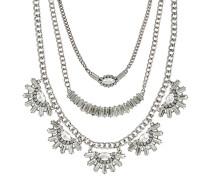 GIECIEN Halskette silvercoloured