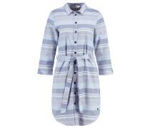 HANSINA - Blusenkleid - cashmere blue