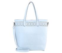Handtasche - ice blue