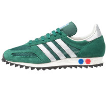 LA TRAINER - Sneaker low - collegiate green/matte silver