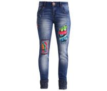 IREA - Jeans Slim Fit - denim medium light