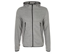 Fleecejacke grey
