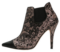 Ankle Boot black/champagne