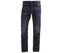 Jeans Straight Leg dark blue