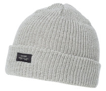 HALLADAY Mütze grey